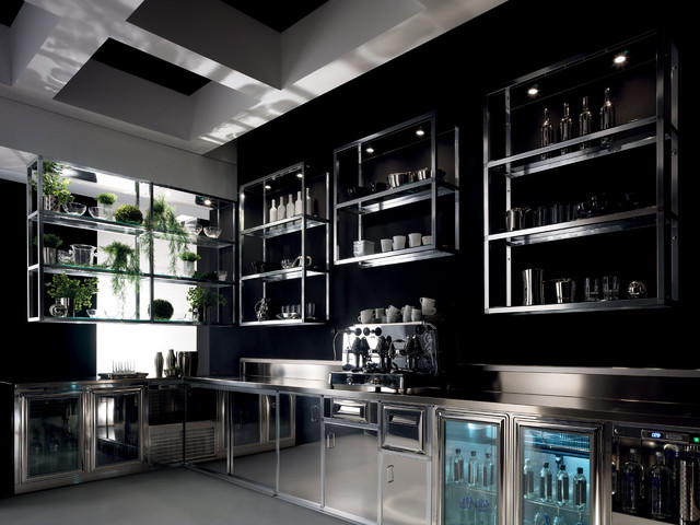 Modern Bar Furniture Display