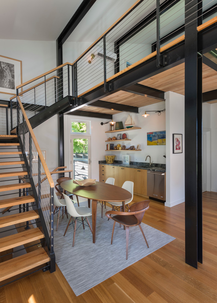 Modern Guest House - Home Bar - Providence - by Caldwell ...