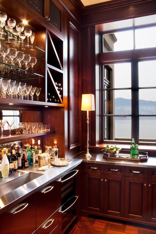 Donna's Blog: Butler's Bar design ideas | Kindred Construction Ltd