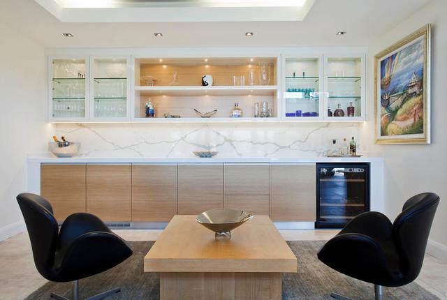 Newport Project Modern Home Bar Sydney By Dan