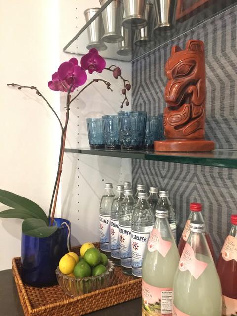 Northview Design Project contemporary-home-bar