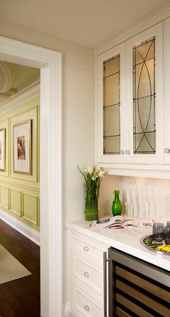 Regina Sturrock Design Inc Classicism With A Twist