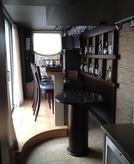 Home Bar Design Ideas Houzz: Residential Bars