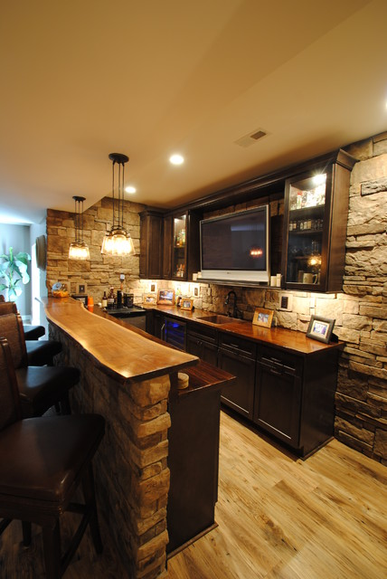 rustic basement bar rustic home bar