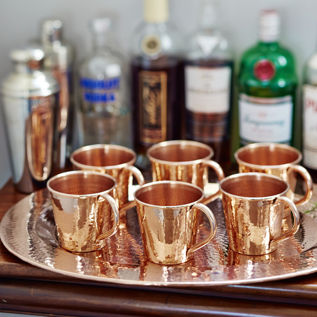 San Francisco Eclectic Apartment traditional-home-bar