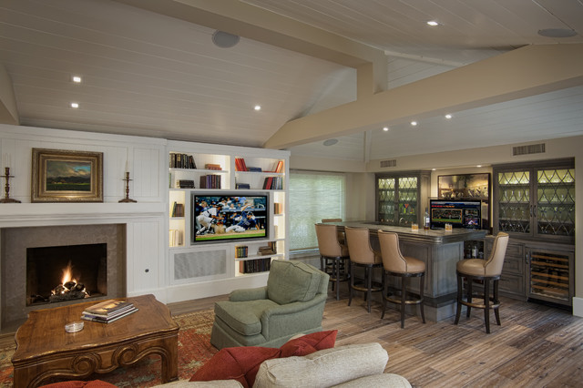 San juan capistrano custom masterpiece traditional for Basement bar san diego