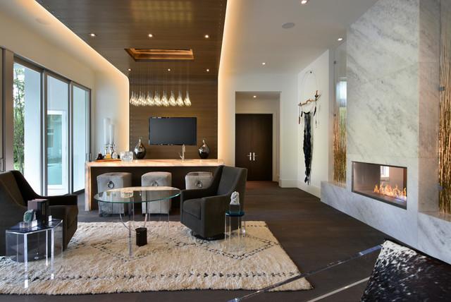 Snapper creek coral gables modern estate contemporain for Abaka salon coral gables