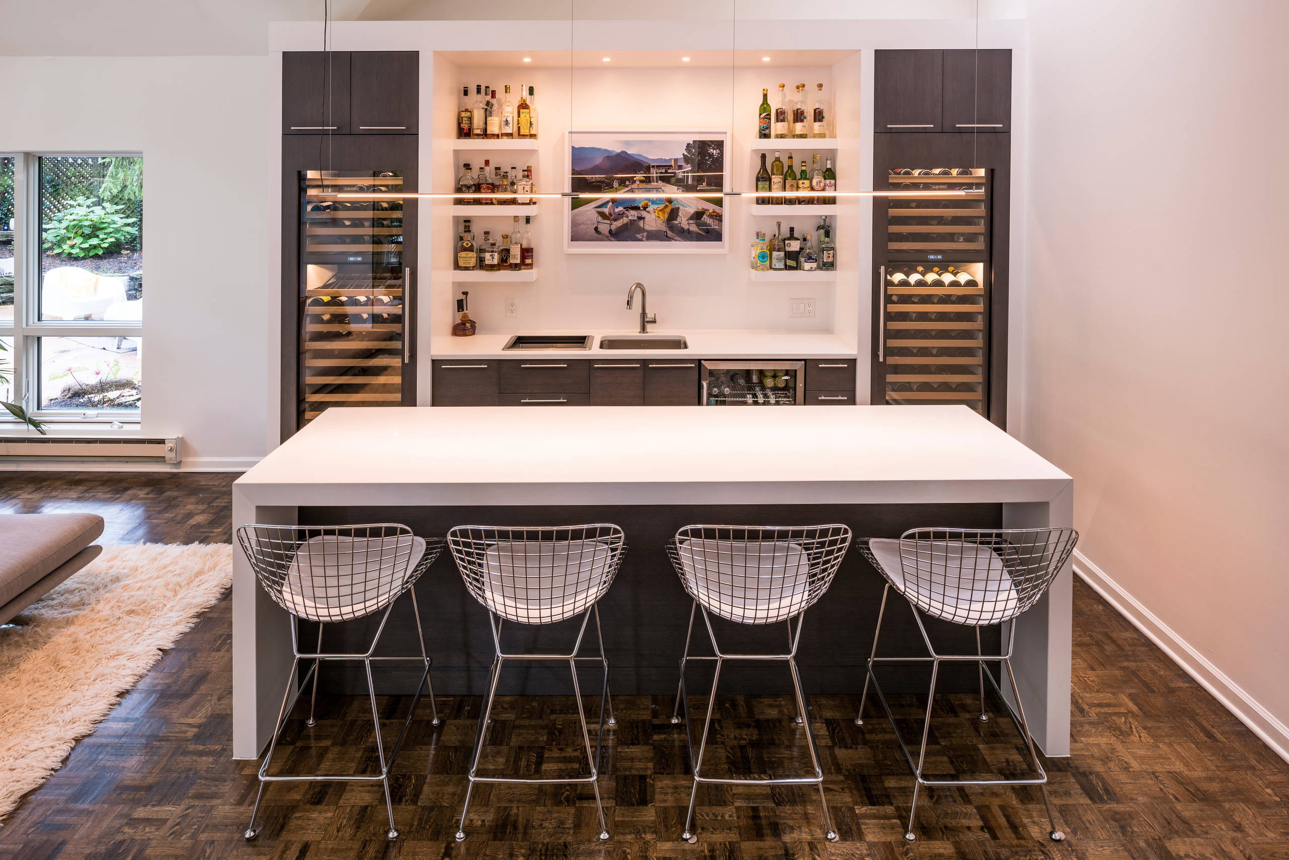 Sommelier's Choice by Don Justice Cabinet Makers