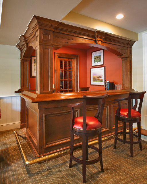 Home Bar Design Ideas Houzz: South Ave