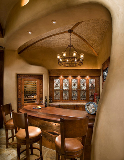 Southwest Style By R Net Custom Homes Craftsman Home