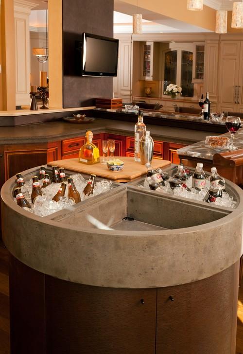 Top Shelf Home Bar