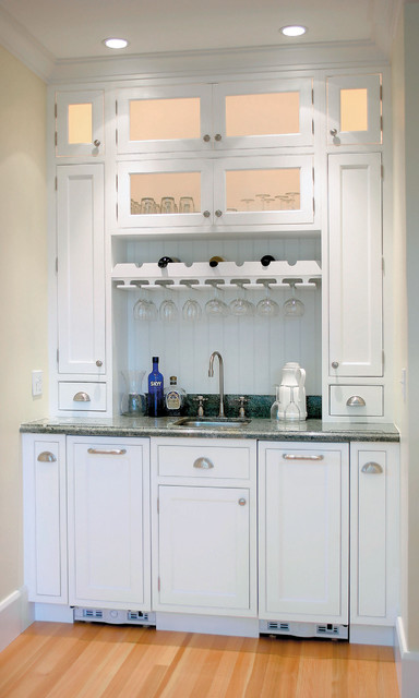 Traditional Kitchen traditional-home-bar