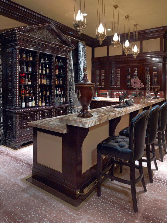 Liquor Cabinets Home Design Ideas, Pictures, Remodel and Decor