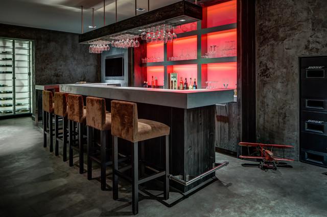 VDH / Deappelboom - Contemporain - Bar de Salon - Autres périmètres ...