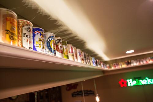【Houzz】「家飲み」を楽しく! クラフトビールをインテリアに取り入れよう 1番目の画像