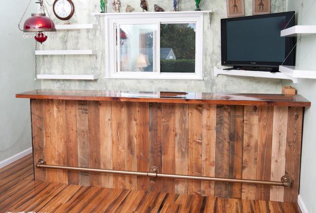 Rustikale Bar rustic bar rustikal hausbar santa barbara santa