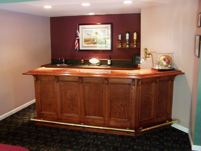 Wet Bar Home St Louis