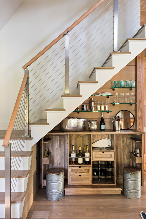 Charmant 12 Amazing Under Stairs Planning And Decorating Ideas