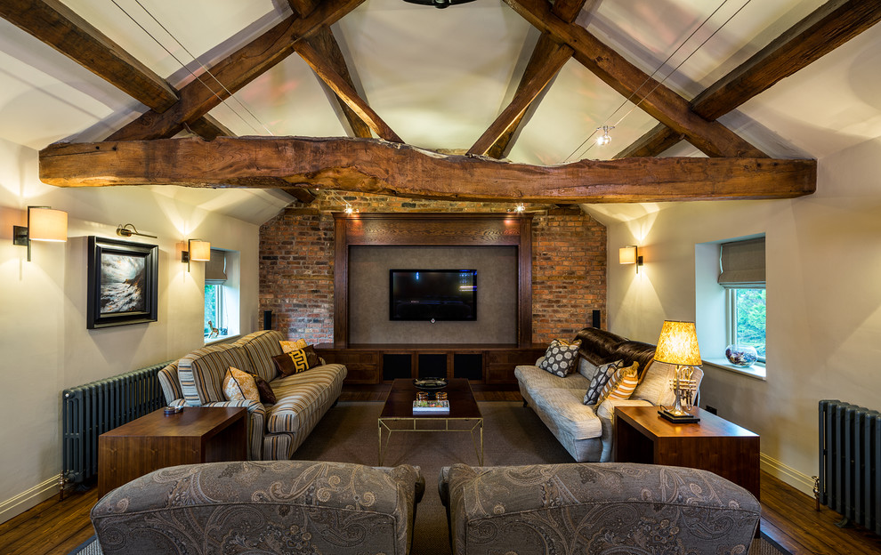 Eclectic Traditional Cheshire Home Transitional Home