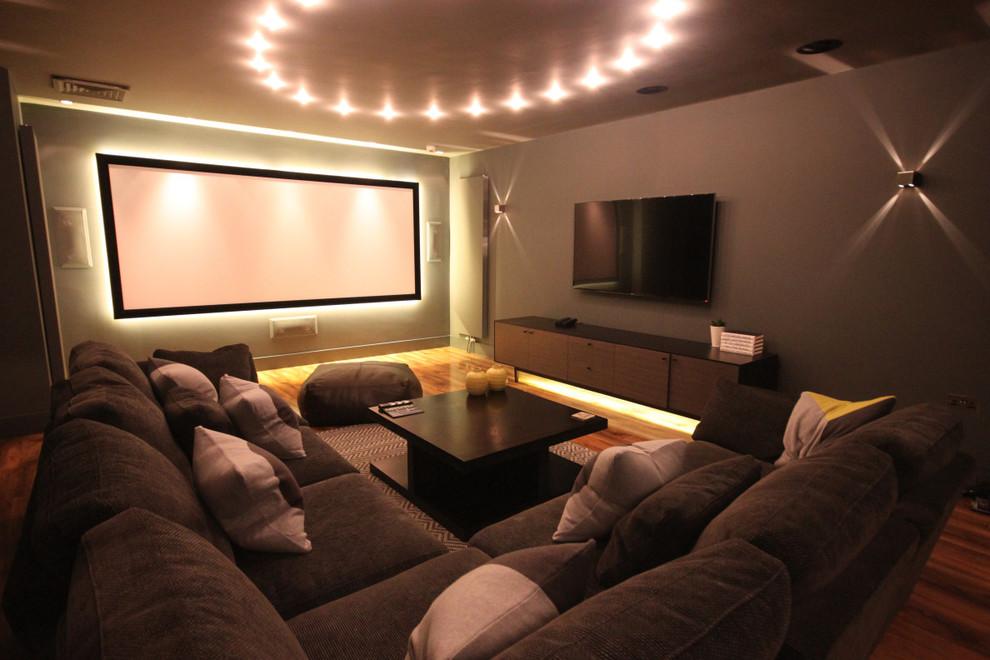 Wimbledon Cinema Room
