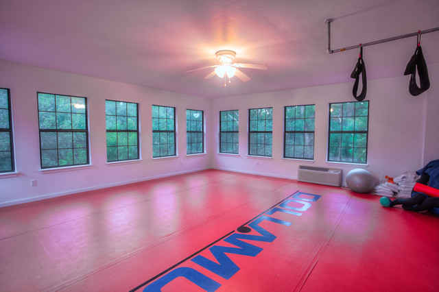 12801 Plum Hollow Dr - Wyatt Poindexter KW Elite traditional-home-gym