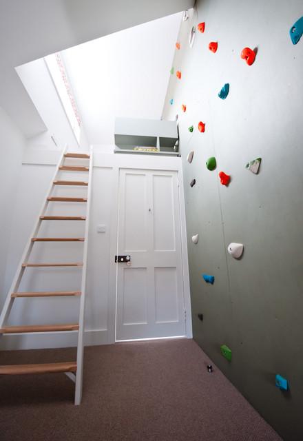 19HR contemporary-home-gym