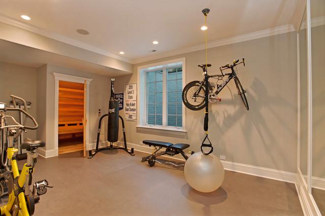 compact garage gym ideas - 315 Es Kenilworth