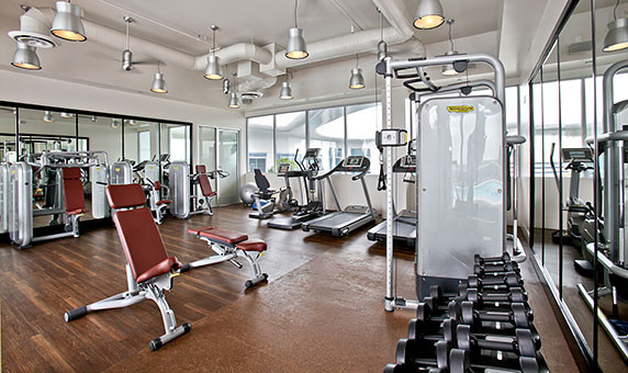 8500 burton caruso affiliated industrial home gym los angeles by fitness design group - Gimnasio espana industrial ...