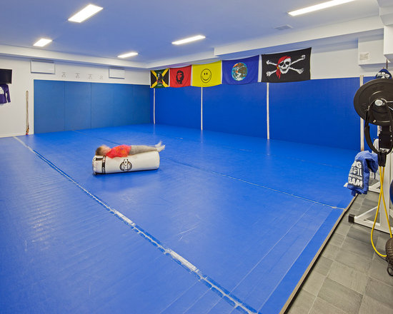 Martial arts dojo gym design ideas pictures remodel and