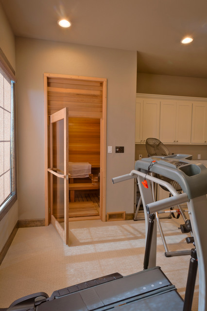 Alston Traditional Home Gym Austin By Anderson