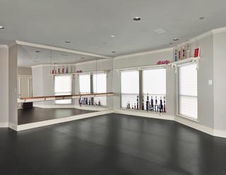 Arcady Traditional Home Gym Dallas By Dallas