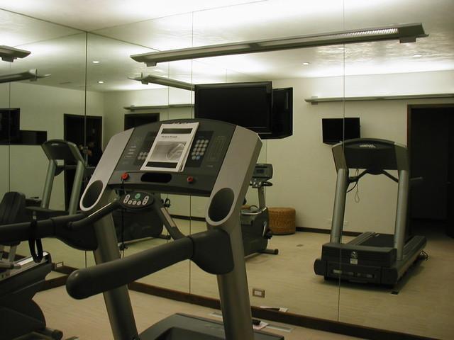 Aspen edge house modern home gym denver by lighting