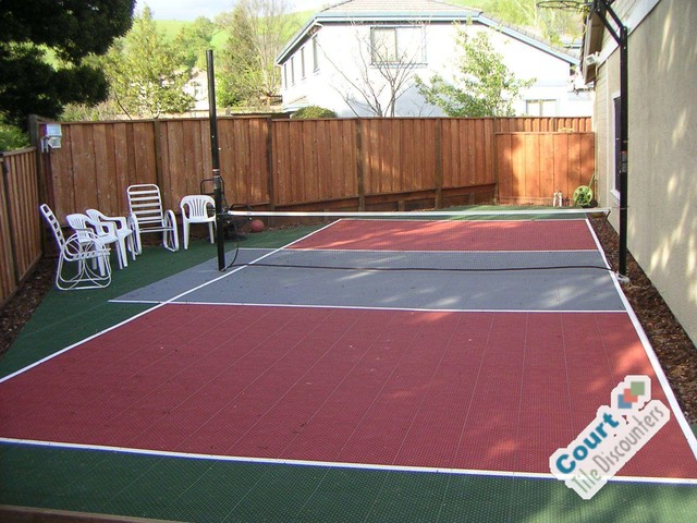 Backyard Hockey Rink Contemporary Home Gym Specs Price