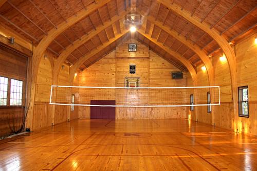 Barn Sports Court