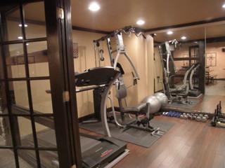 basement 1  traditional  home gym  cincinnati
