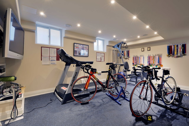 Belval traditional-home-gym