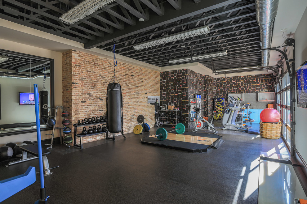 How to Manage a Home Gym When There's No Too Much Space at Home?
