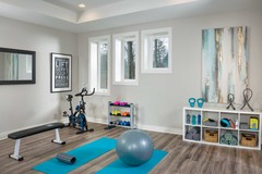 10 Elements of an Inspiring Home Gym