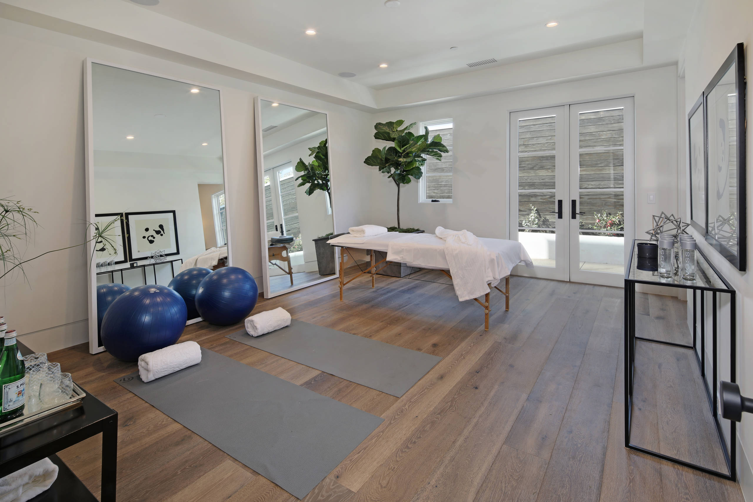 75 Beautiful Home Yoga Studio Pictures Ideas August 2020 Houzz