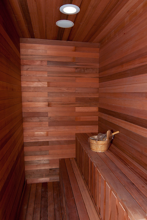 Exceptional We Have A Cedar Closet To Convert To A Sauna