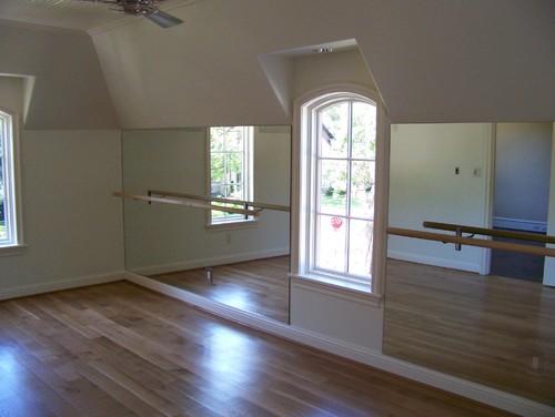 Traditional Home Gym Design By Dallas Build Ellen Gro Inc