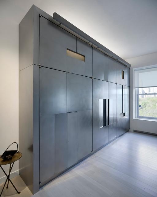 Fifth Avenue Residence modern-home-gym