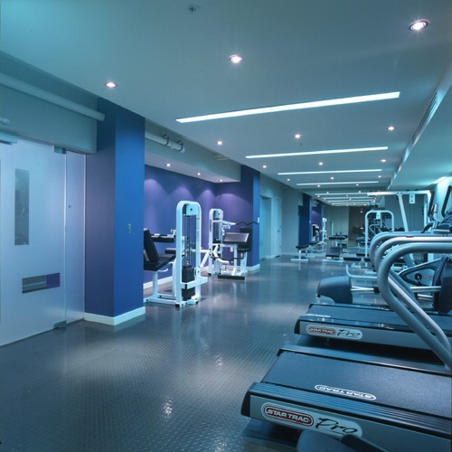 Creating luxury in residential gym design m group