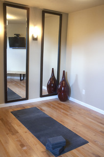 georgia perry © 2012 houzz  traditional  home gym