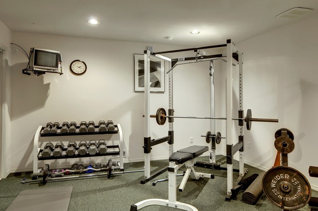 Gorgeous snohomish home for sale traditional home gym seattle