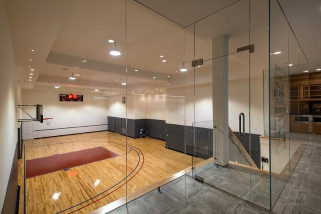 Greenwich luxury indoor outdoor custom home