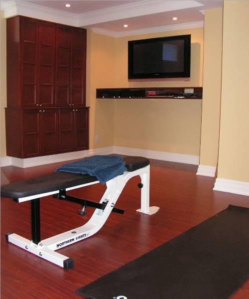 Gym Home Gym Toronto By Bracon