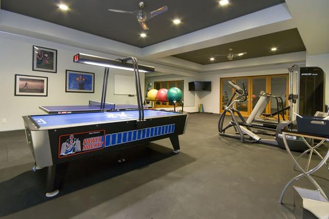 Gym home-gym
