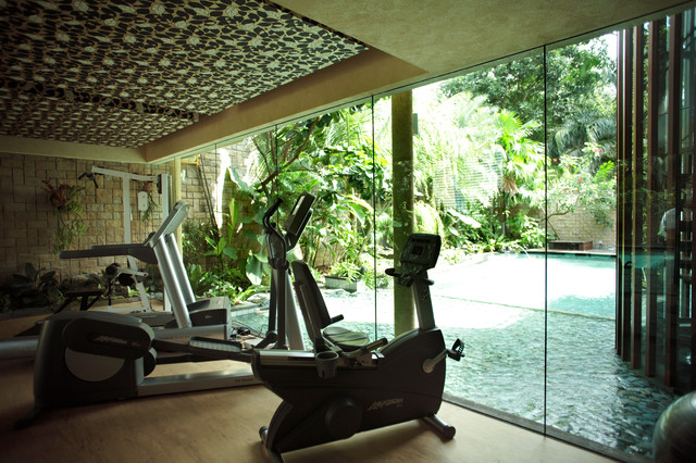 Solid body home gym for sale in marsiling rise north singapore