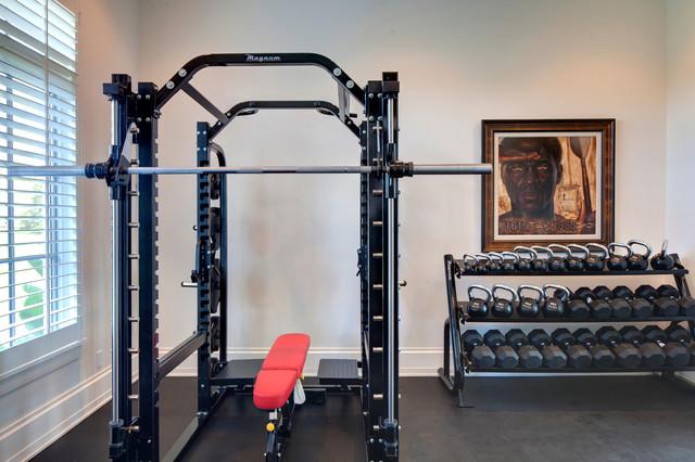 Home gym for Modern home gym
